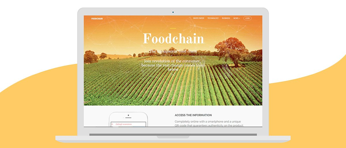 HomePage Foodchain